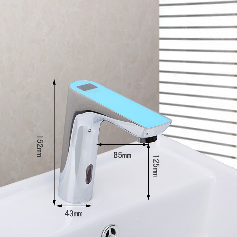 Motion Sensor Bathroom Faucet