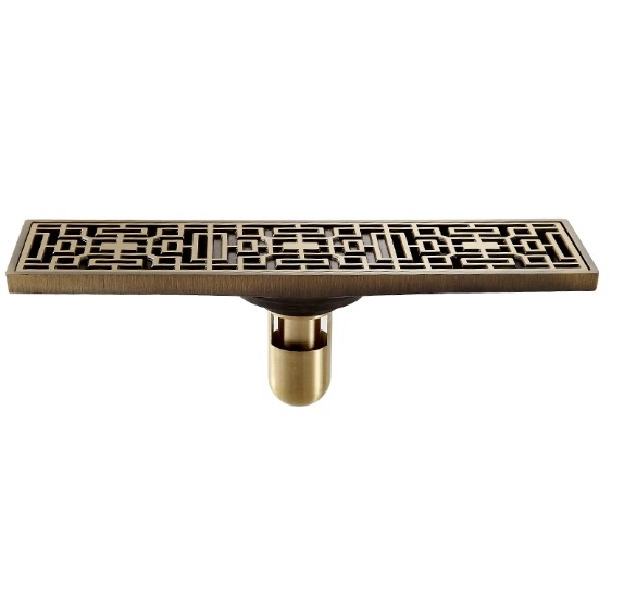 Bronze Shower Drain