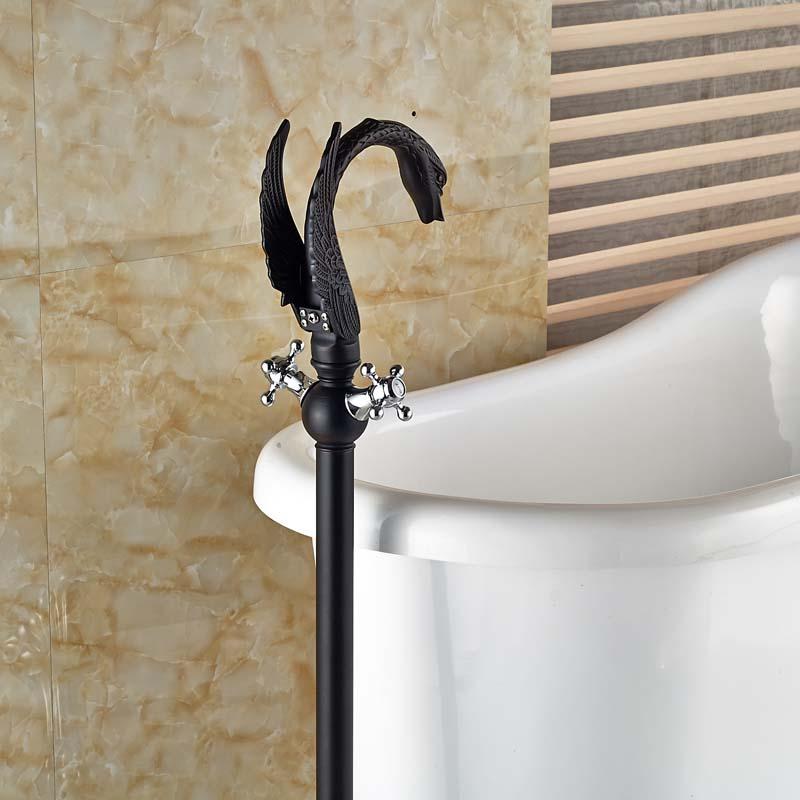 Free Standing Bathtub Faucet
