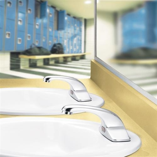 Commercial and Residential Trio Automatic Electronic Sensor Faucet