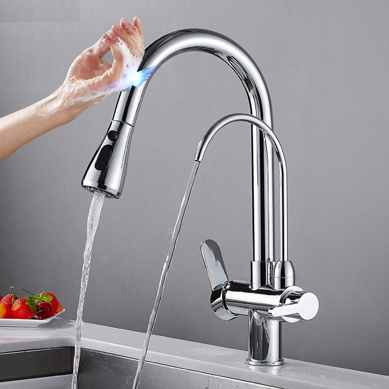 New Juno Touch Kitchen Faucets