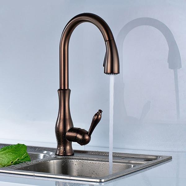 Venice Single Handle Kitchen Faucet