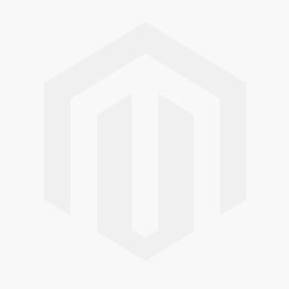 Chrome and white rain shower column set