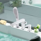 Juno Water Saving Bath Shower Waterfall Mixer Faucet