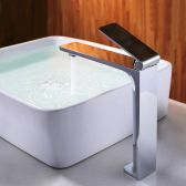Juno Tall Mixer Basin Water Tap Bathroom Faucet