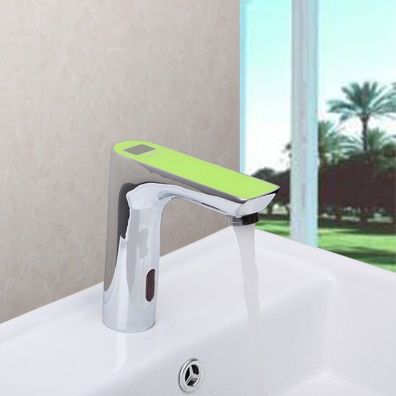 Bathroom Touchless Faucet