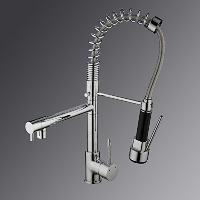 Juno Pull Out Kitchen Faucets