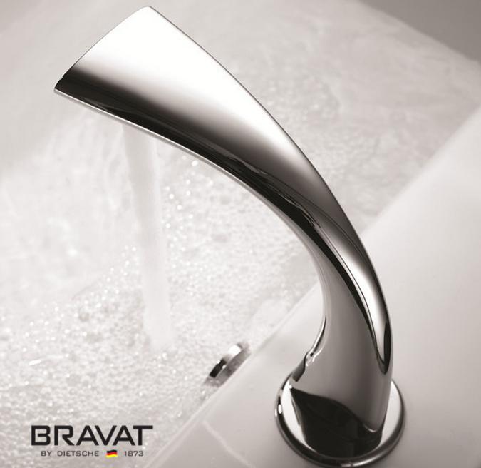 Bravat Sensor Faucets