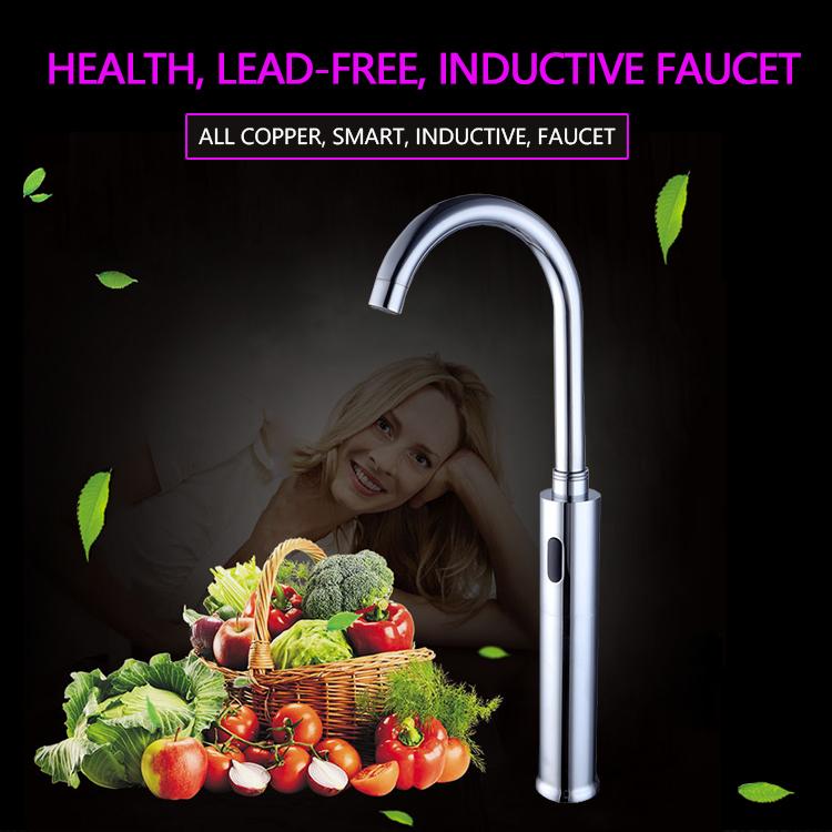 Evelyn Kitchen Sensor Faucet