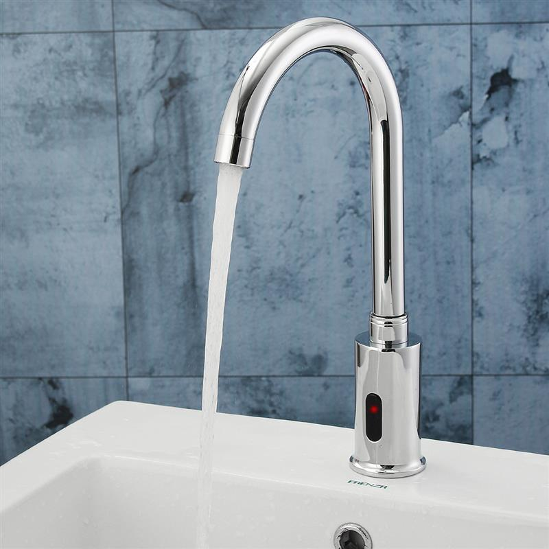Belem Automatic Electronic Control Sensor Kitchen And Bathroom Faucet