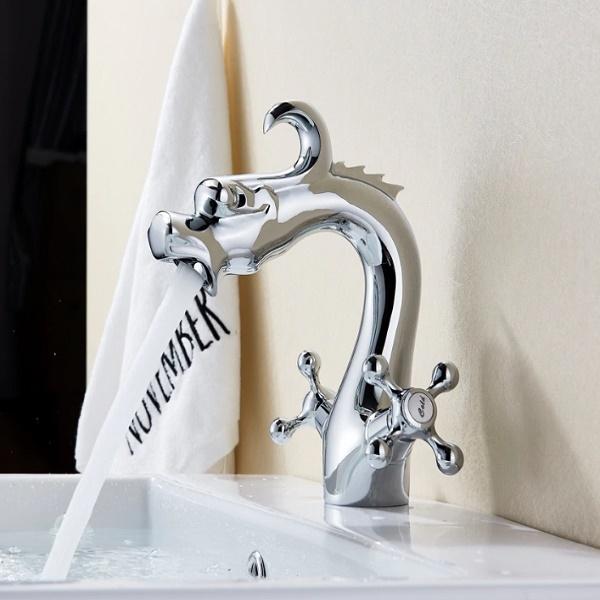 Juno Multi Finish Dragon Faucet