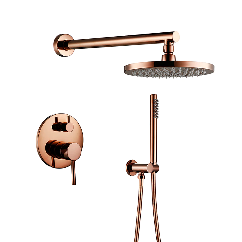Rose Gold Shower Head