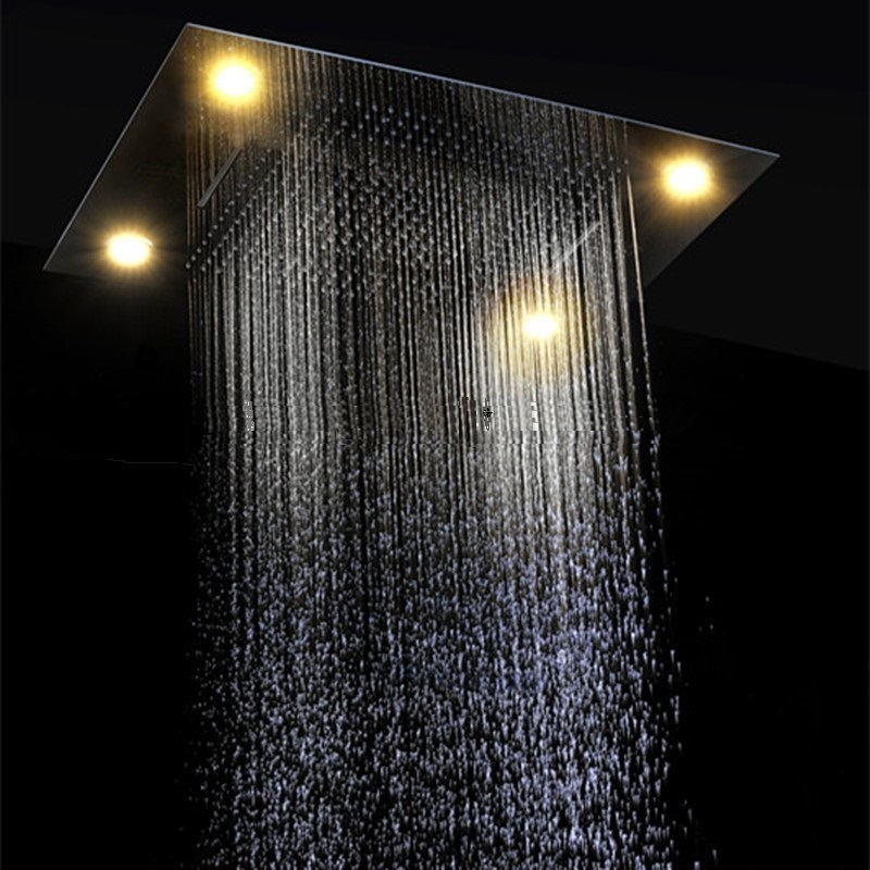 Marina Multi Function Shower Head and Hand Shower