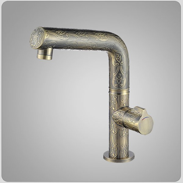 Juno New Design Antique Brass Finish Single Handle