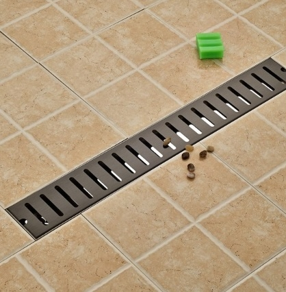 Oil-Rubbed Bronze Waste Water Bathroom Drain System