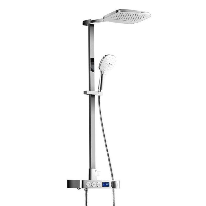 Perla 3 Function Bathroom Shower Set