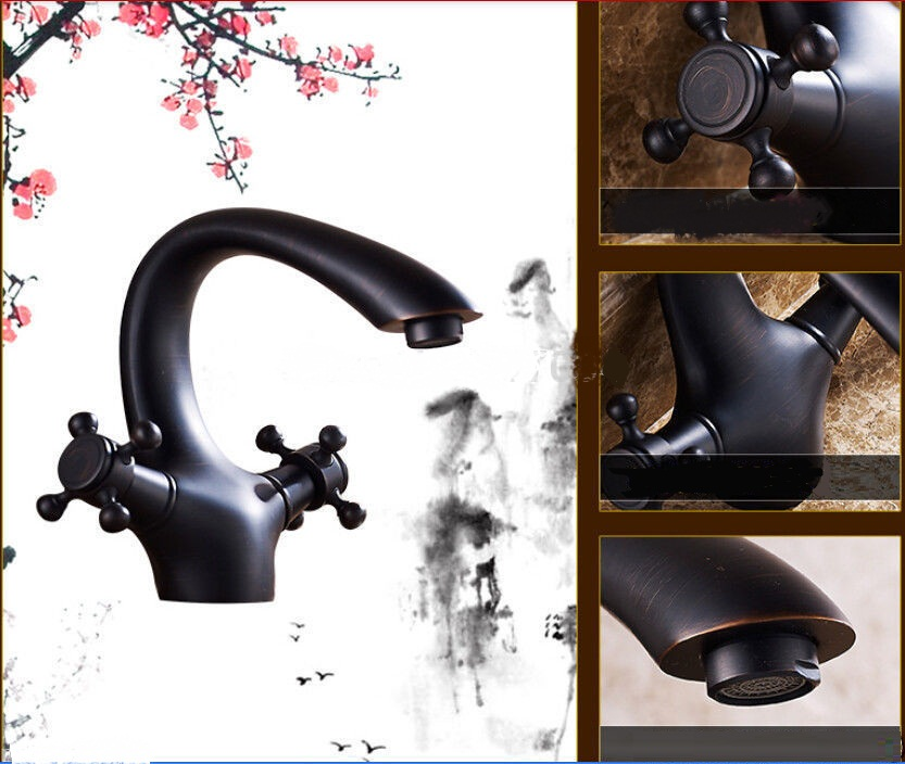 Bathroom Faucet in Oil Rubbed Bronze