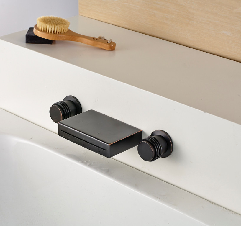 Bathroom Sink Faucet in Oil Rubbed Bronze