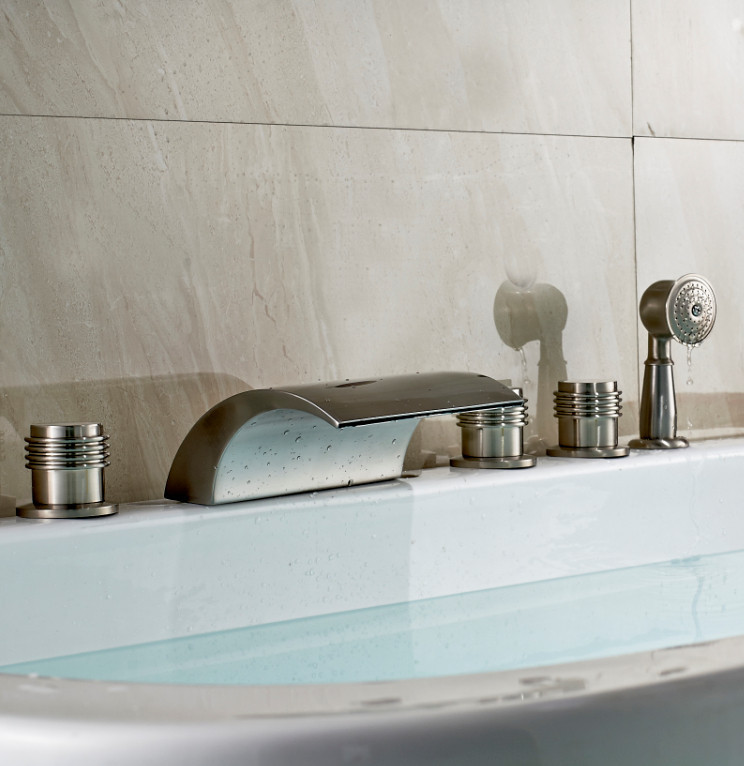Roman Tub Faucets / Roman Tub Filler / Roman Bathtub Faucet