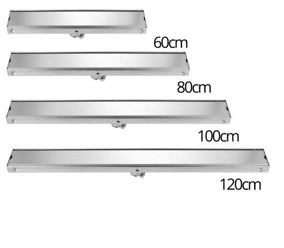 Brushed Nickel Smell Resistant Stainless Steel Drainage