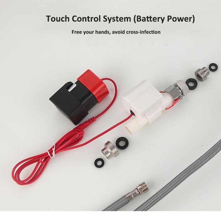 Touch Control Kitchen Sensor Faucet