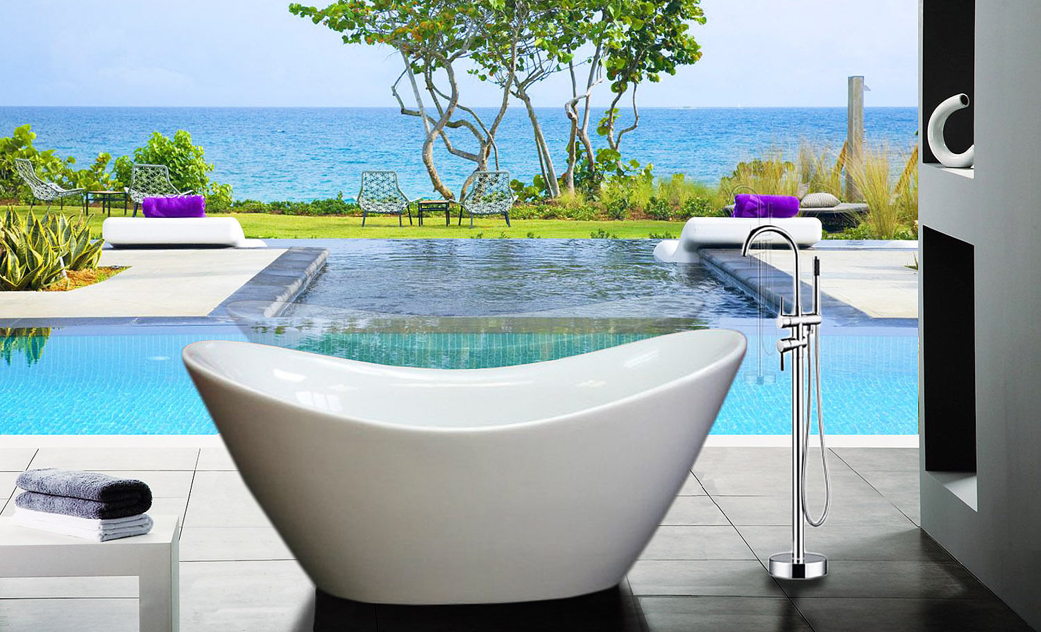 Bathroom Deep Soaking Experience With Don U0027t Let Your Sm.Home ...
