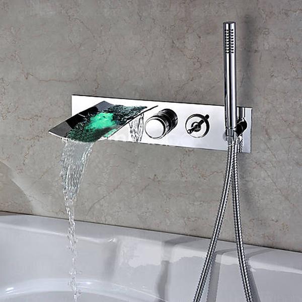 Pullout Hand Shower Bathtub
