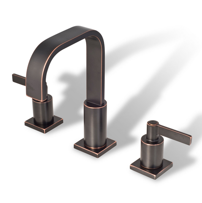 Oil Rubbed Bronze Bathroom Faucets