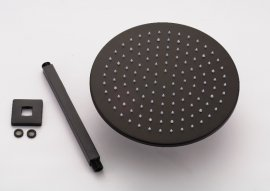 Juno Oil Rubbed Bronze LED Shower Head