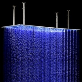 40 inch led large shower head