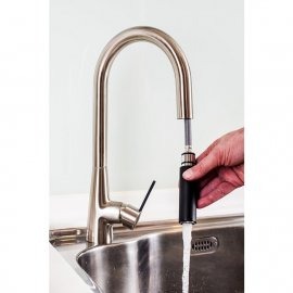 Chieti Pull-Down Kitchen Faucet Mixer