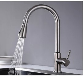 juno black touch kitchen faucet