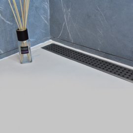 Juno Classic Style Linear Shower Drain