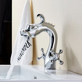 Juno Multi Finish Dragon Faucet