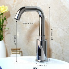 Montreal Bathroom Sink Sensor Faucet For Cold Water