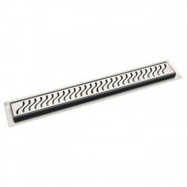Juno S Design Linear Shower Drain Stainless Steel Channel Body