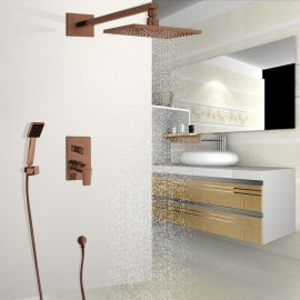 Juno Stylish ORB Shower System