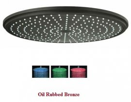 12 inch Oil Rubbed Bronze Rainfall Shower Head