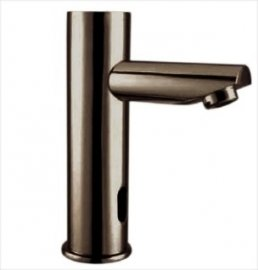 oil rubbed bronze automatic electronic handfree motion sensor faucet