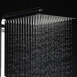 Juno New Bath Shower Mixer Chrome Bathroom Shower System