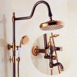 Antique Shower Set