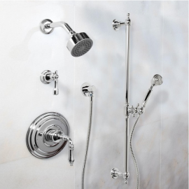 Shower Systems Oil Rubbed Bronze