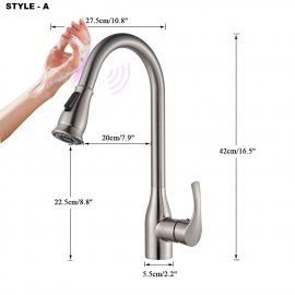 Smart Touch Kitchen Faucet