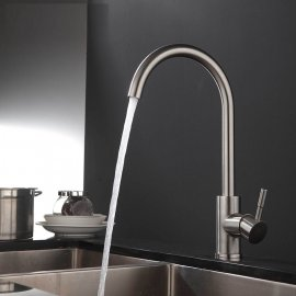 Touch Control Kitchen Sensor Faucet