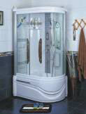 massage shower enclosure