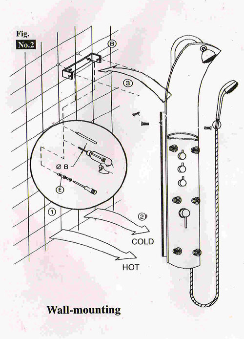 bathroom tile installation instructions product installation 16789